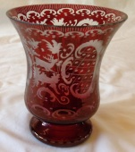 2015 Bohemian Squat Vase