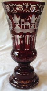 2015 Bohemian Tall Vase